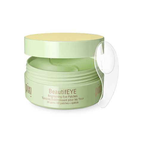 pixi beautifeye brightening vitamin c eye patches oogmasker
