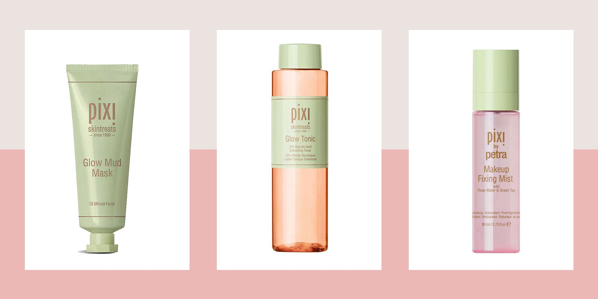 The Pixi products you need on your bathroom shelf