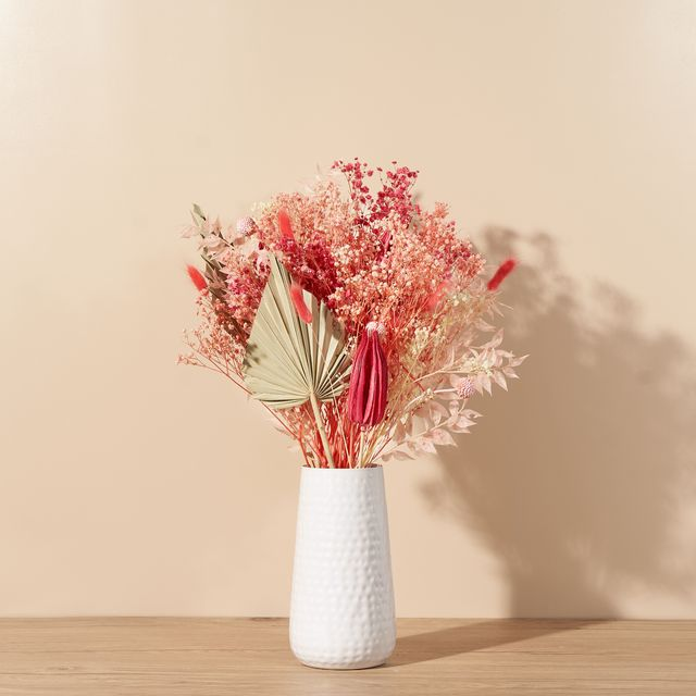bouqs dried flowers line