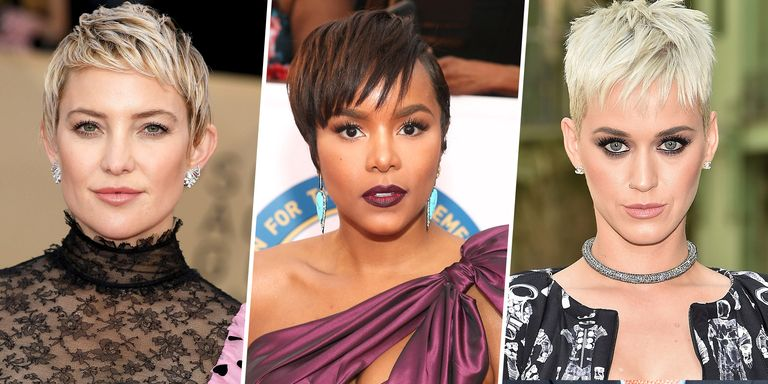 53 Best Pixie Cut Hairstyle Ideas 2018 - Cute Celebrity Pixie Haircuts