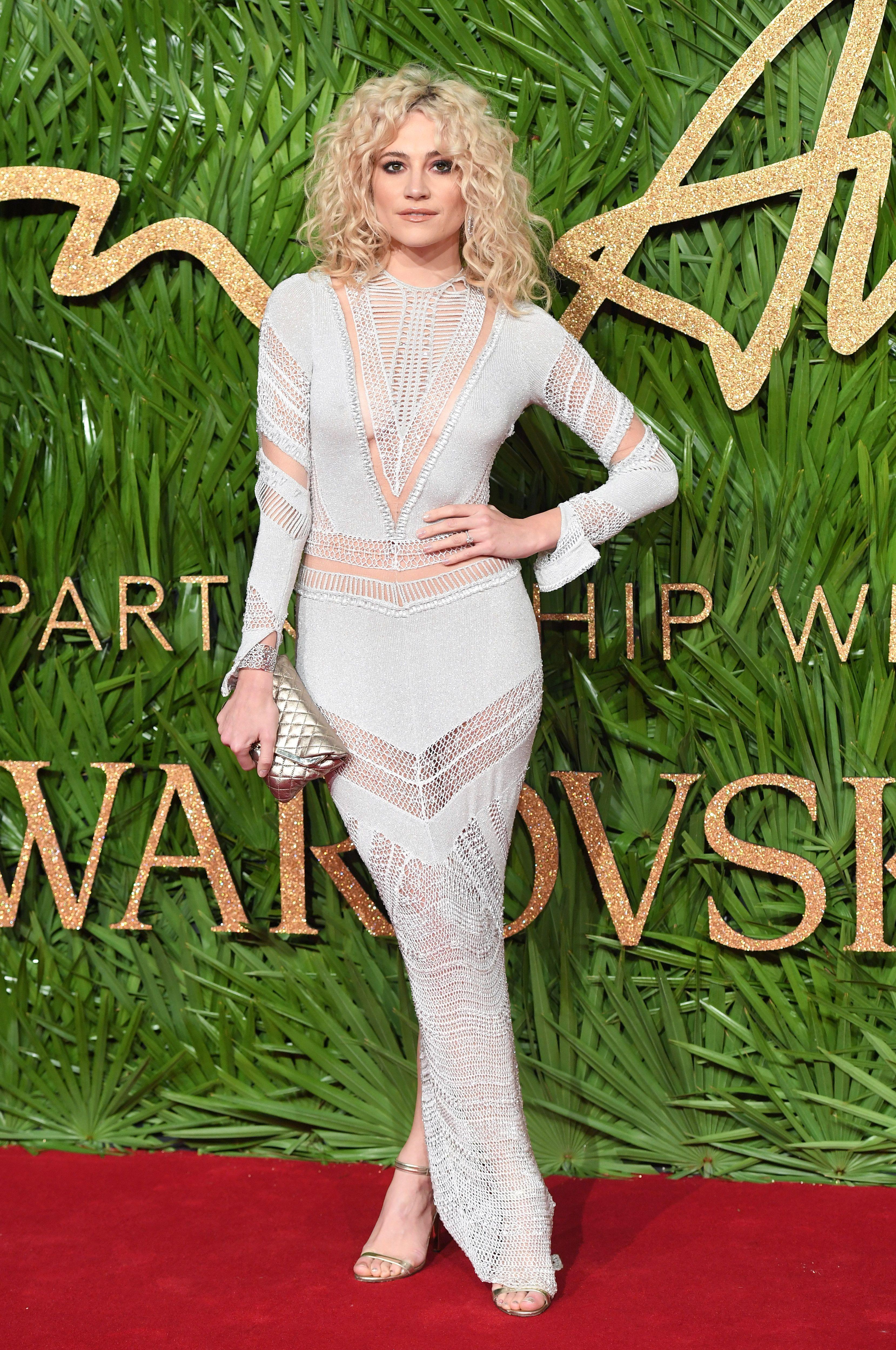 British Fashion Awards 2017