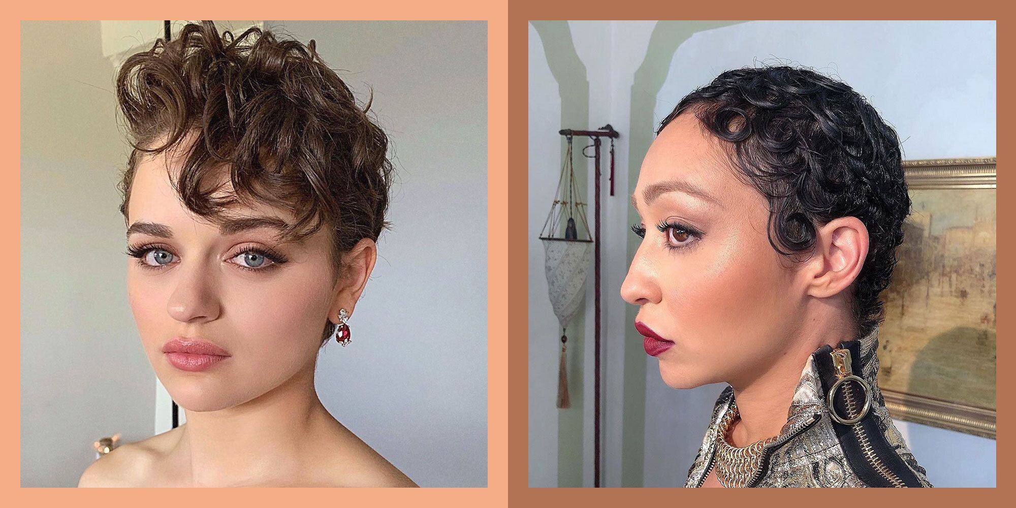 21 Curly Pixie Cuts You Need To Try In 2020 Short Curly Haircut Ideas