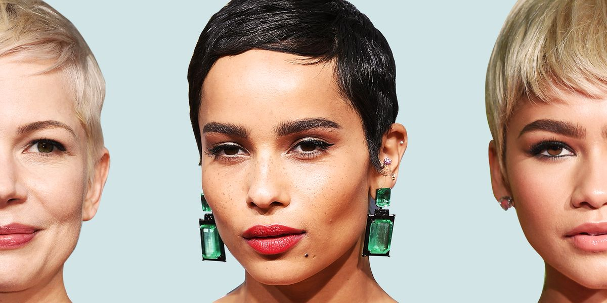 Pixie Hair Cut Styles: Iconic Celebrity Pixie Hairstyles