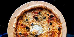 pizza-herstelmaaltijd
