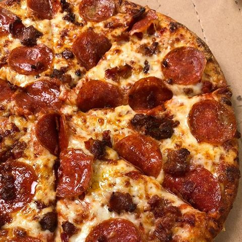 Domino S Has Half Off Pizzas Right Now