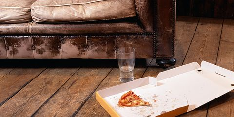 Why you're more likely to bloat if you eat in front of the TV