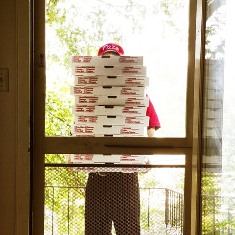 Best Summer Jobs for Teens - Delivery Driver