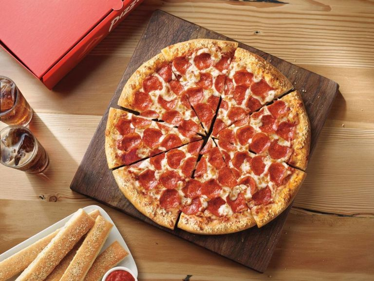 Pizza Hut Has 50 Percent Off Pizzas Today Only