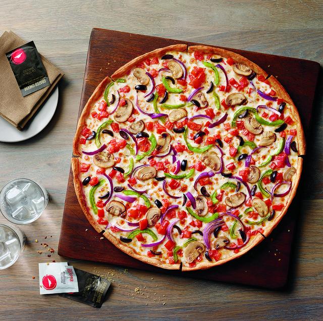 Food, Pizza, Dish, Cuisine, Junk food, Ingredient, Flatbread, Pepperoni, Italian food, Recipe,