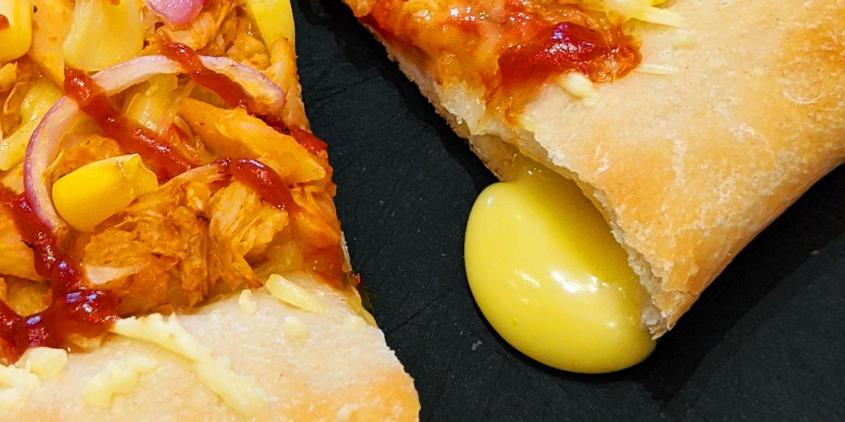 Pizza Hut Has Launched A Vegan Stuffed Crust Pizza