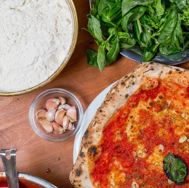 pizza marinara recept