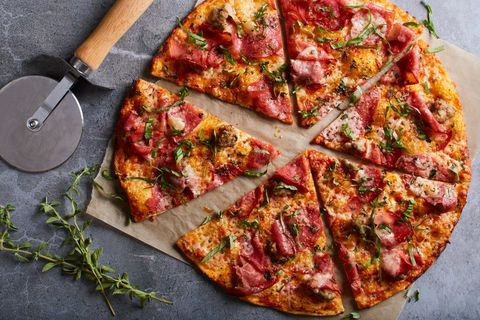 Sensational California Pizza Kitchen Menu Test I Tried Every Pizza Offered Home Interior And Landscaping Ologienasavecom