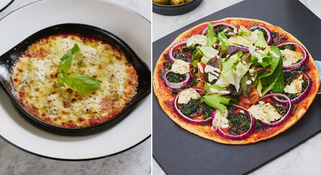 Pizza Express menu: 11 of the healthiest things you can order
