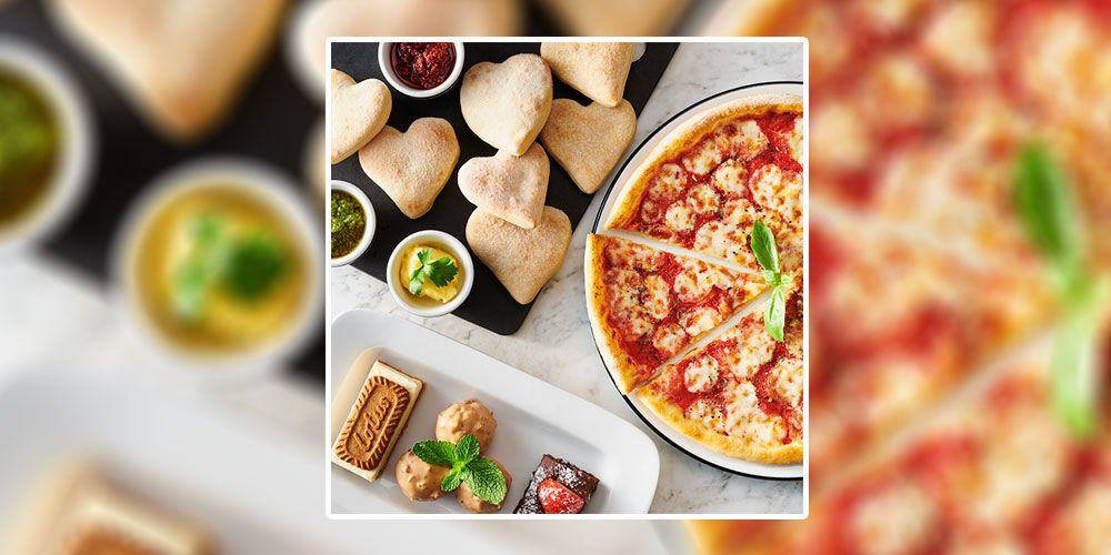 valentines day meal deals, pizza express