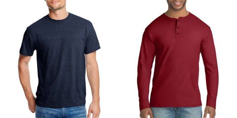 Hanes Walmart t-shirt sale