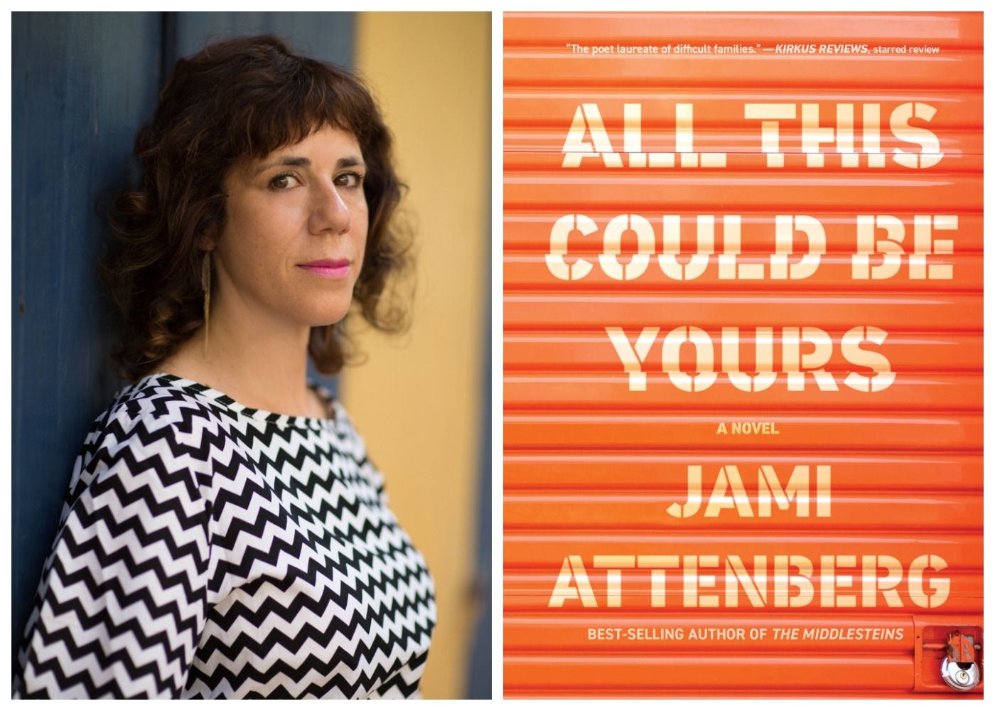Jami Attenberg Writes Characters She Doesn't Like — and Her Books Are All the Better for It
