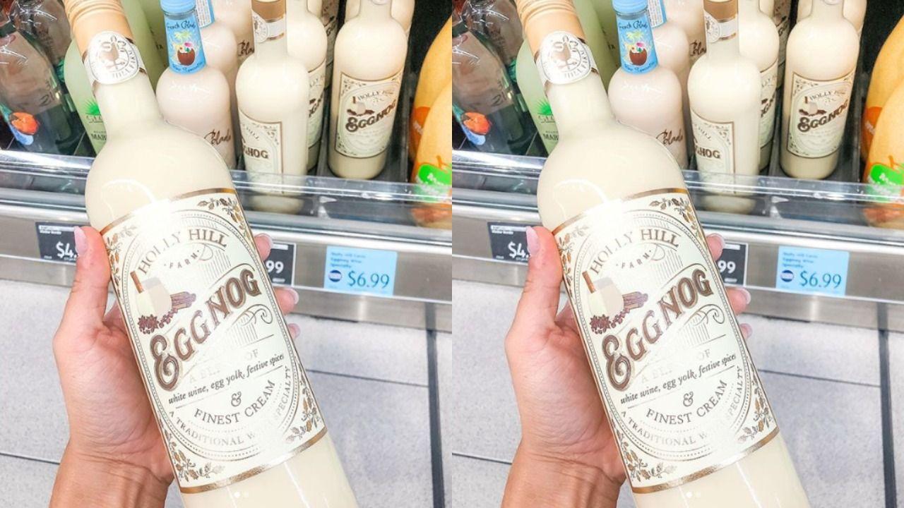 Get Ready Because Aldi Is Selling A $7 Boozy Eggnog