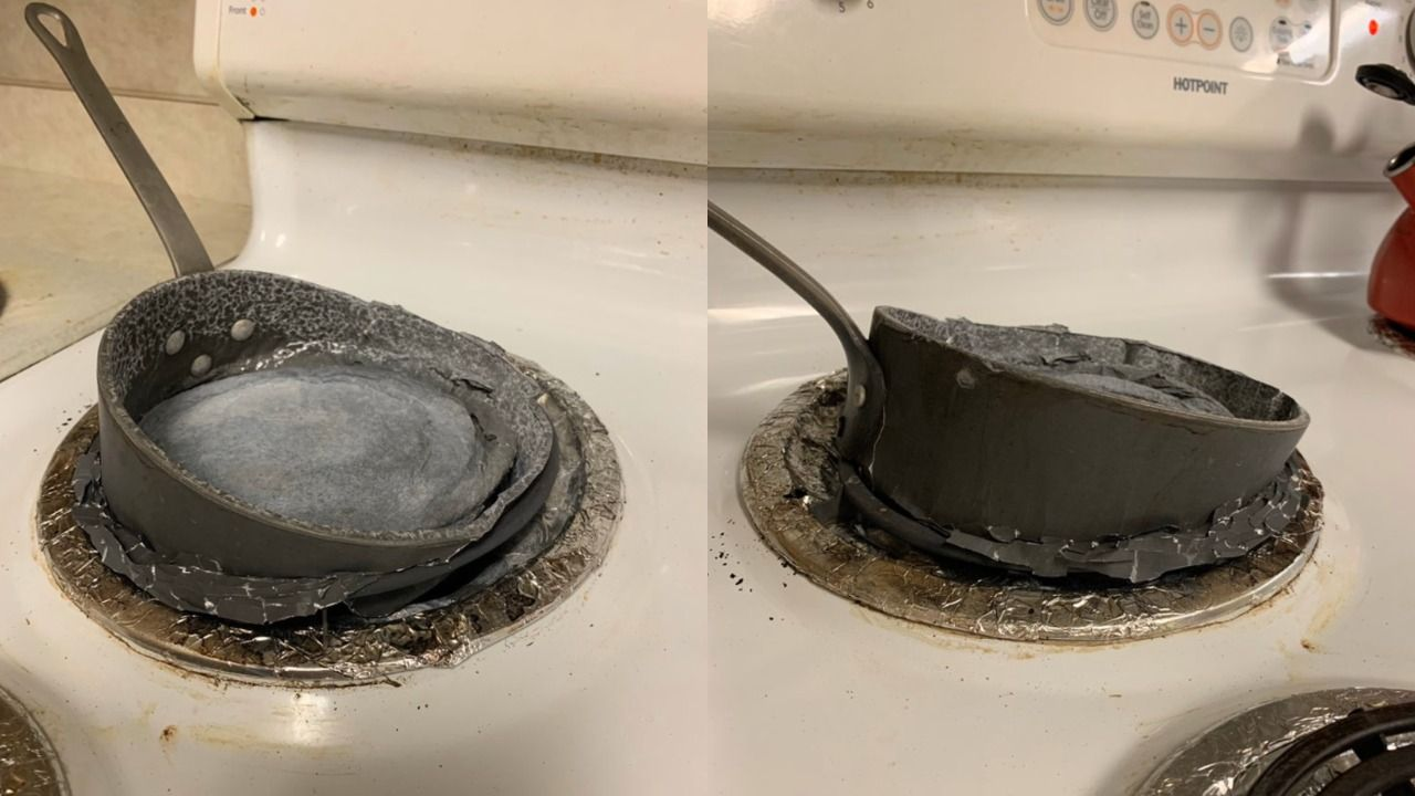 Warning: This Melted Pot Tragedy May Stir Up Bad Roommate Memories