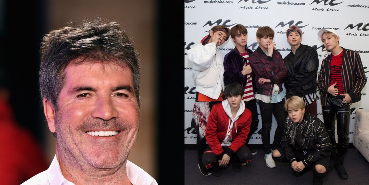 Bts Fans Are Trolling Simon Cowell For Trying To Start A New Genre