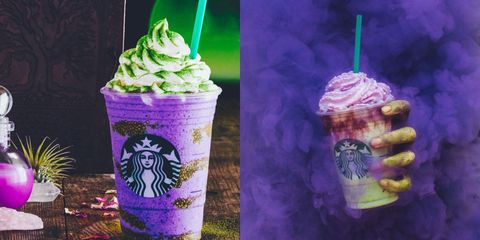 Starbucks Won T Have A Halloween Frappuccino In The U S For