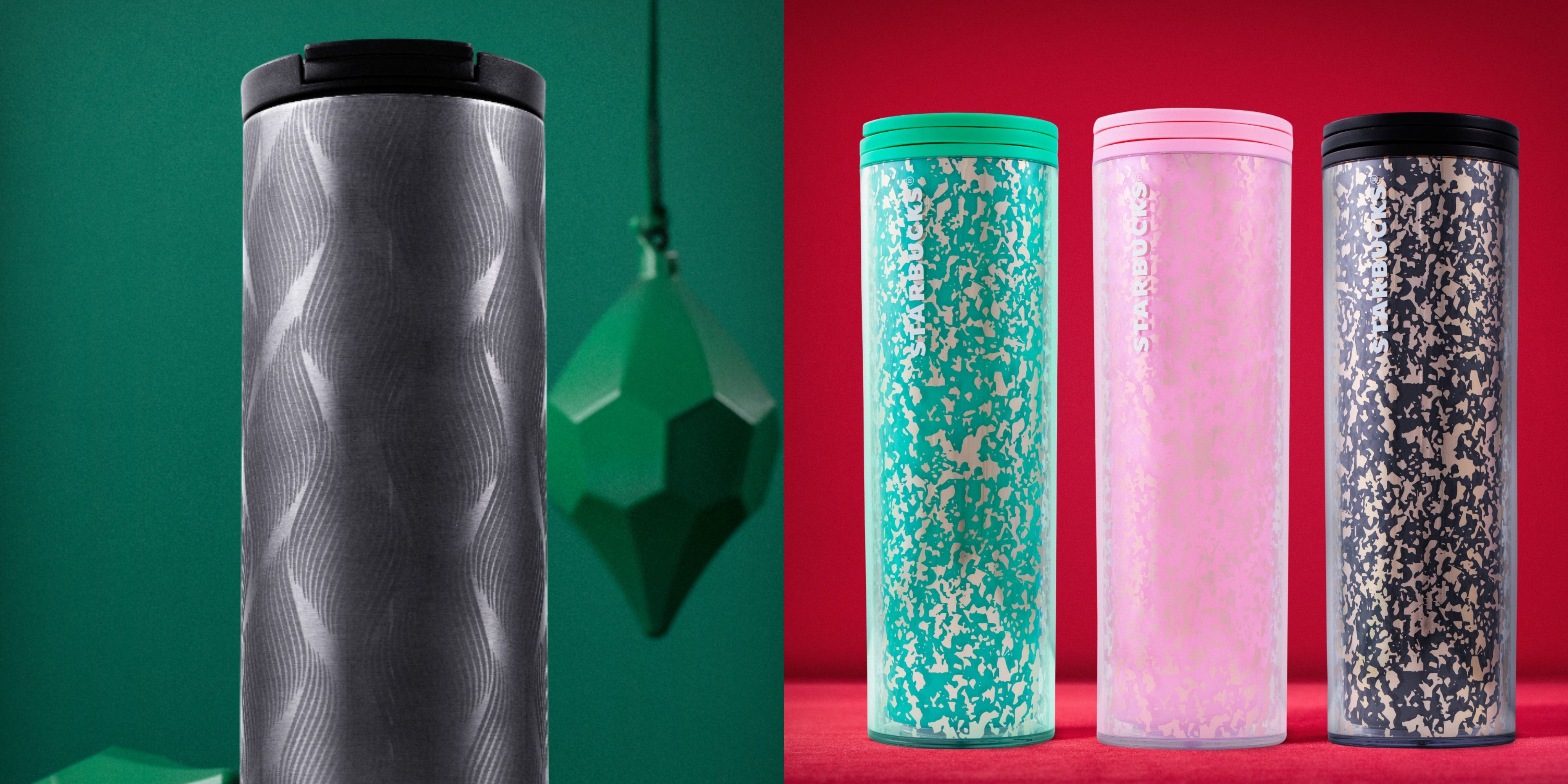 Starbucks Brought Back Its Black Friday Deal On A Tumbler That Gets You Free Coffee For A Month