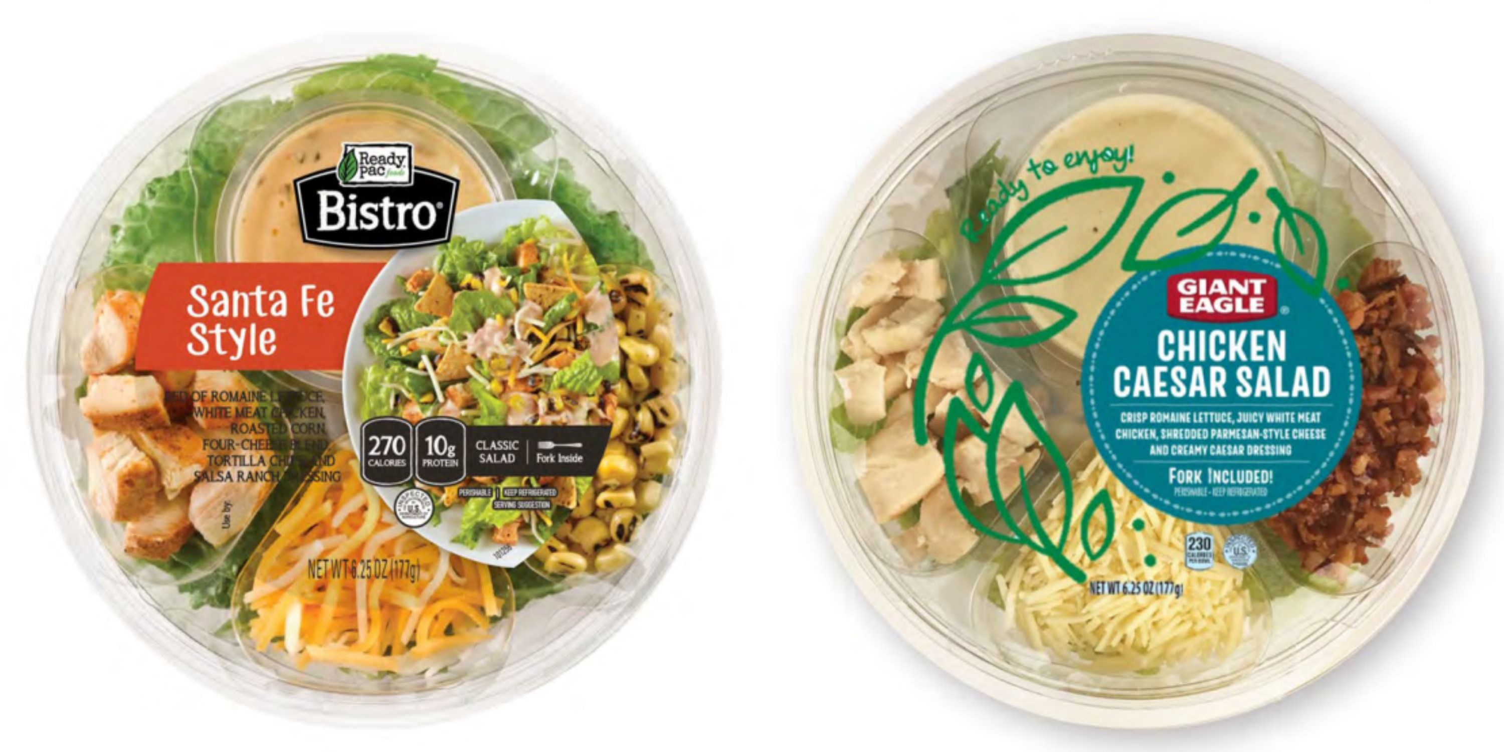 Almost 100,000 Pounds Of Salad Sold At Target And Aldi Have Been Recalled Over E. Coli Concerns
