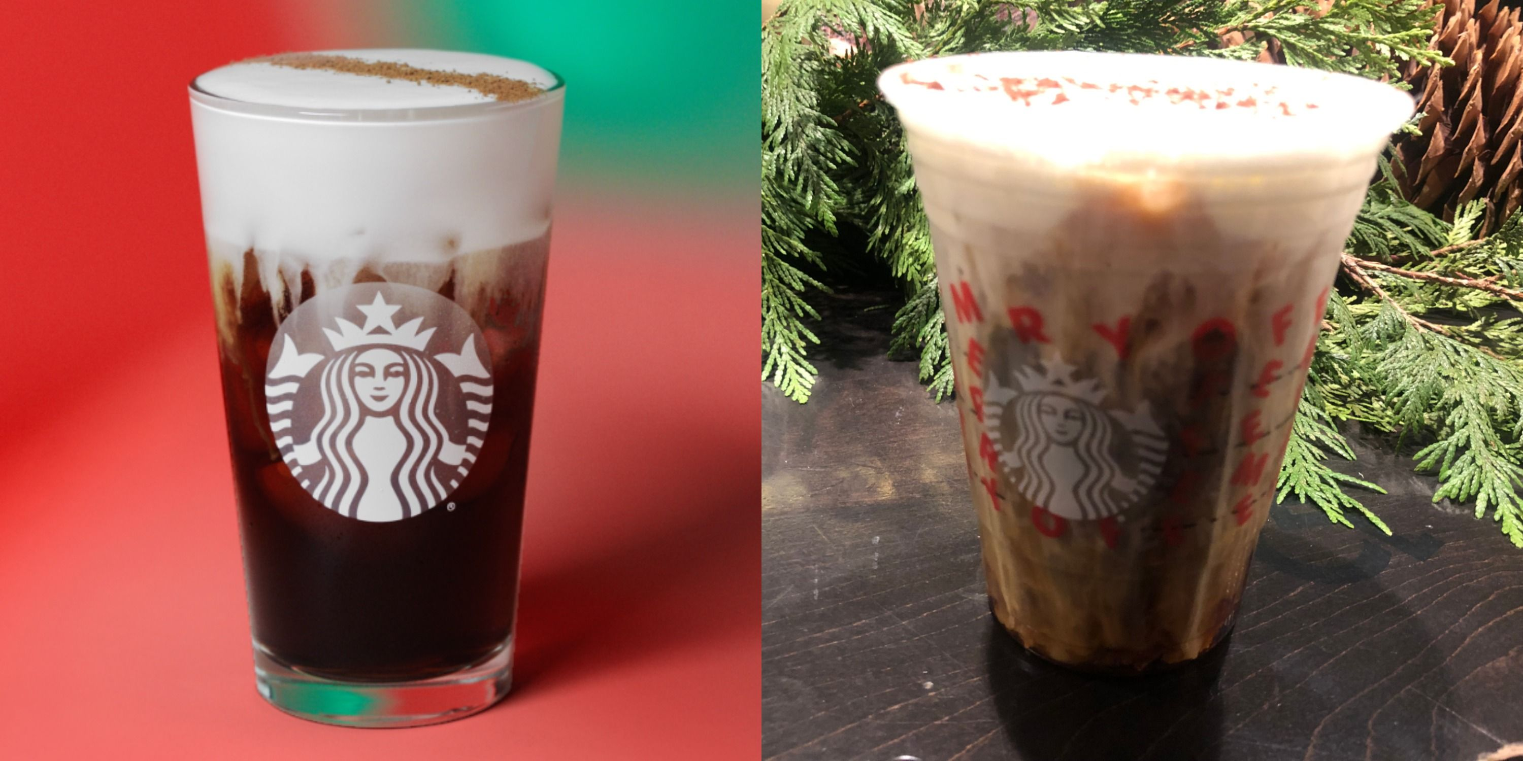 Starbucks' Newest Holiday Drink Is Called Irish Cream Cold Brew, and It's Delicious