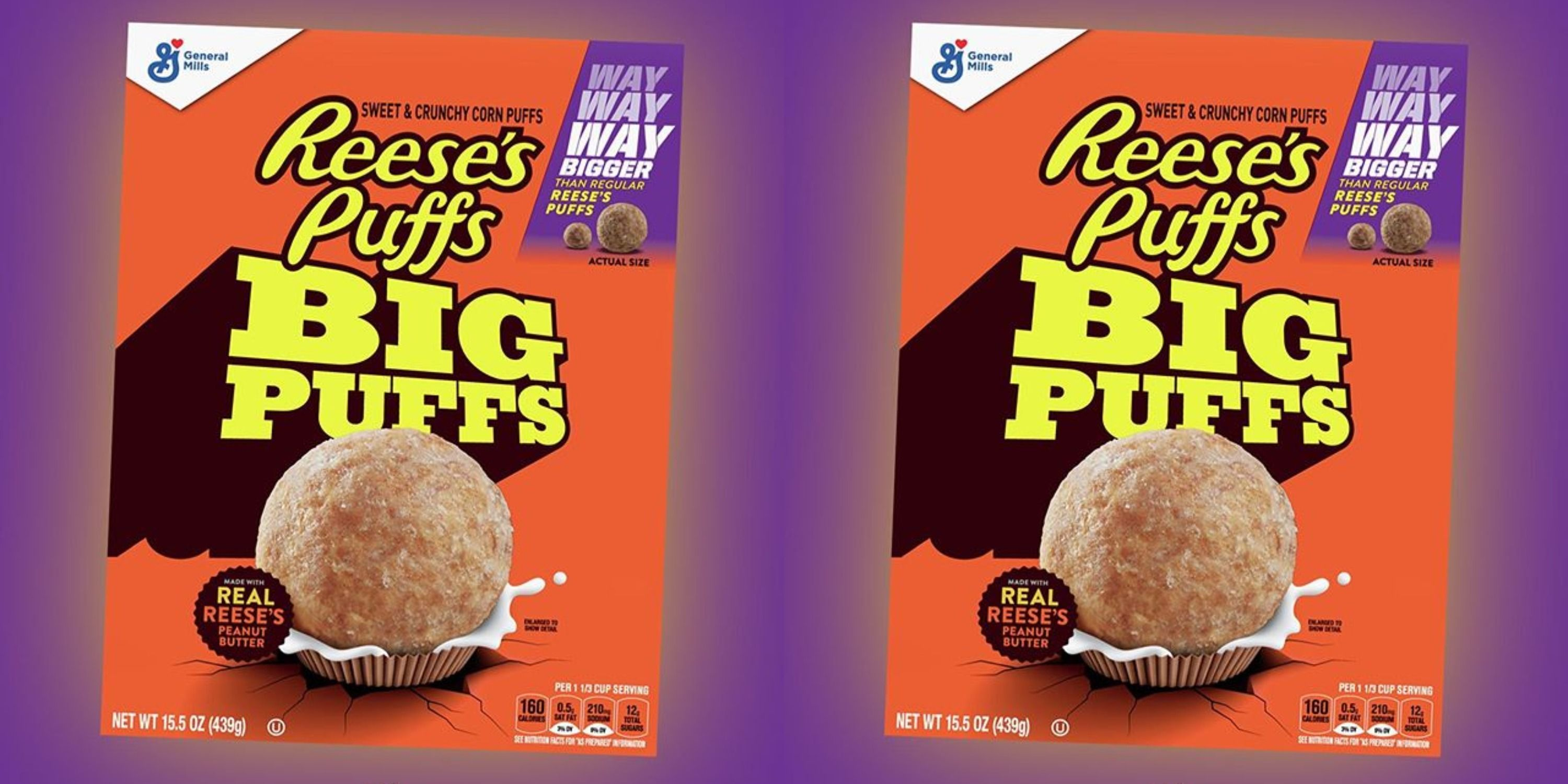 People Are Spotting Reese's Big Puffs Cereal And It's A Massive Deal