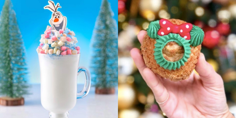 New Disney Parks Disneyland Red Starbucks Christmas Tree Holiday Ornament Mickey