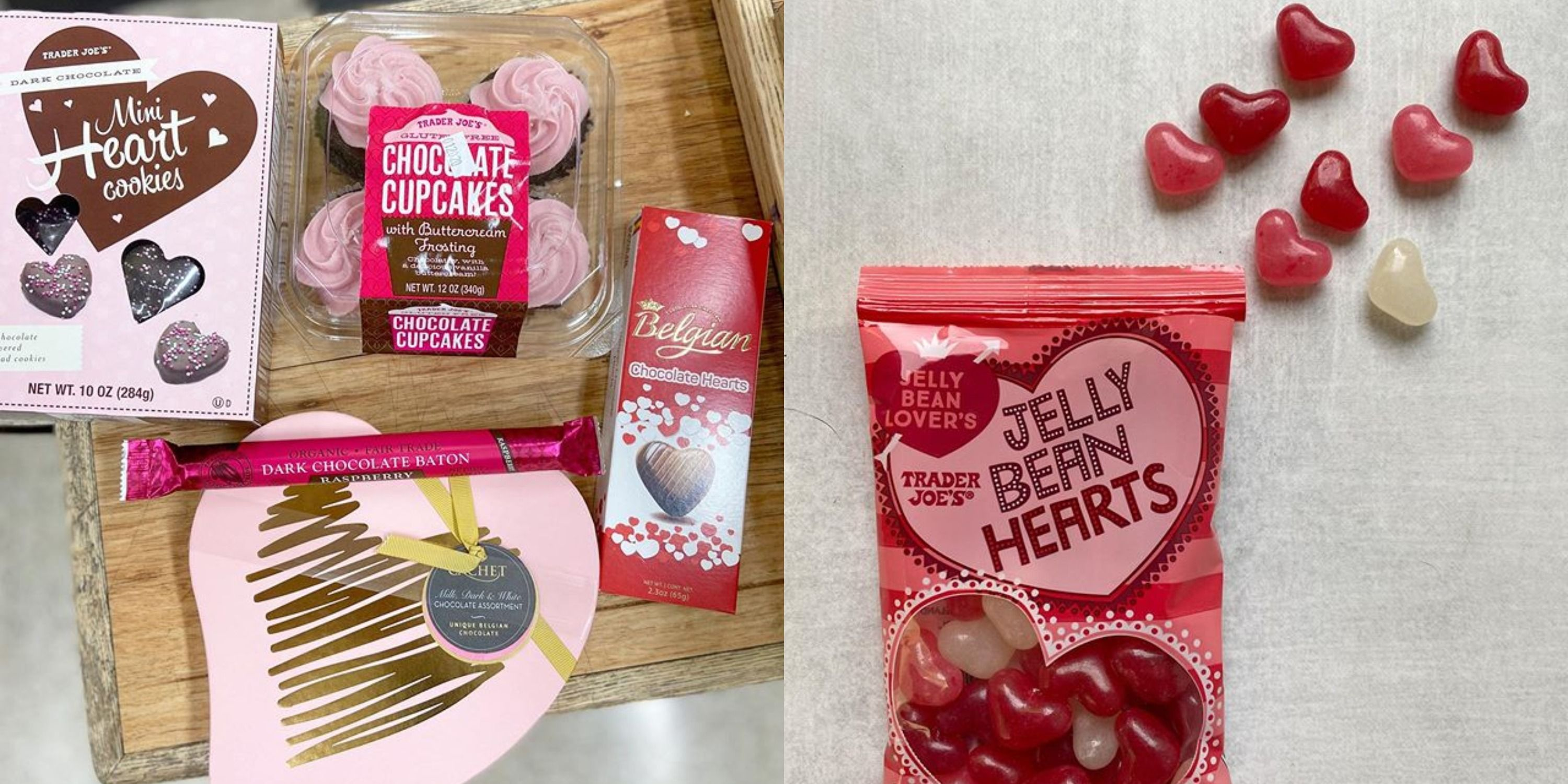 Trader Joes' Valentine's Day Line Is Finally Here And It's A Heart-Shaped Paradise
