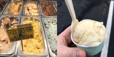 Food, Ice cream, Cuisine, Gelato, Frozen dessert, Dish, Ingredient, Dessert, Dairy, Dondurma,