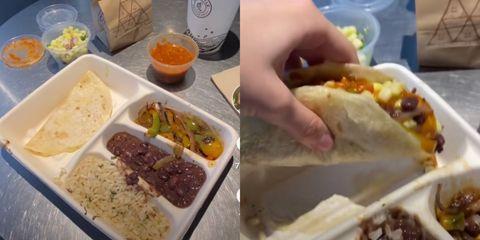 Dish, Food, Cuisine, Ingredient, Meal, Fast food, Lunch, Comfort food, Produce, Vegetarian food,