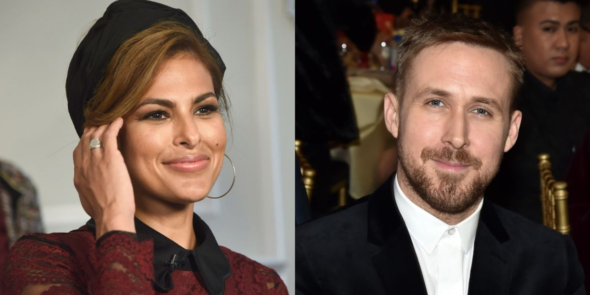 According To Eva Mendes, Ryan Gosling Is An Amazing Cook So We're Totally And Completely In Love