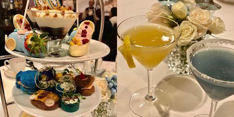 Food, Brunch, Drink, Dish, Cuisine, Meal, Champagne stemware, À la carte food, Cocktail garnish, Garnish,