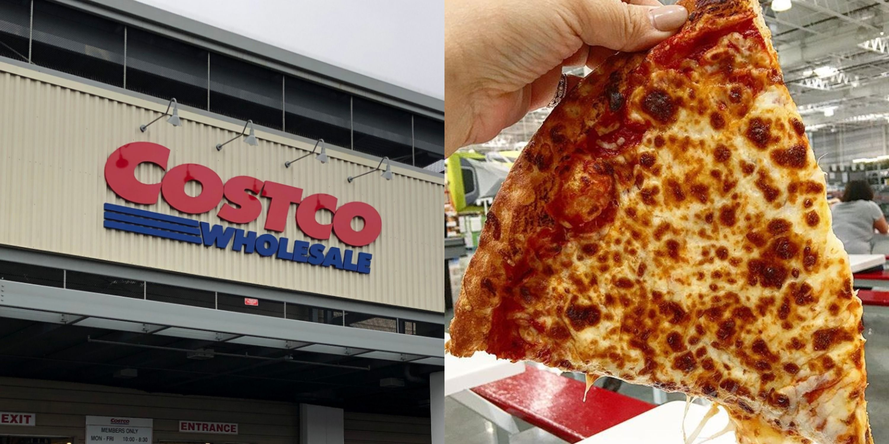 Costco Christmas Food 2020 Costco Won't Let People Eat At Its Food Court Without A Membership