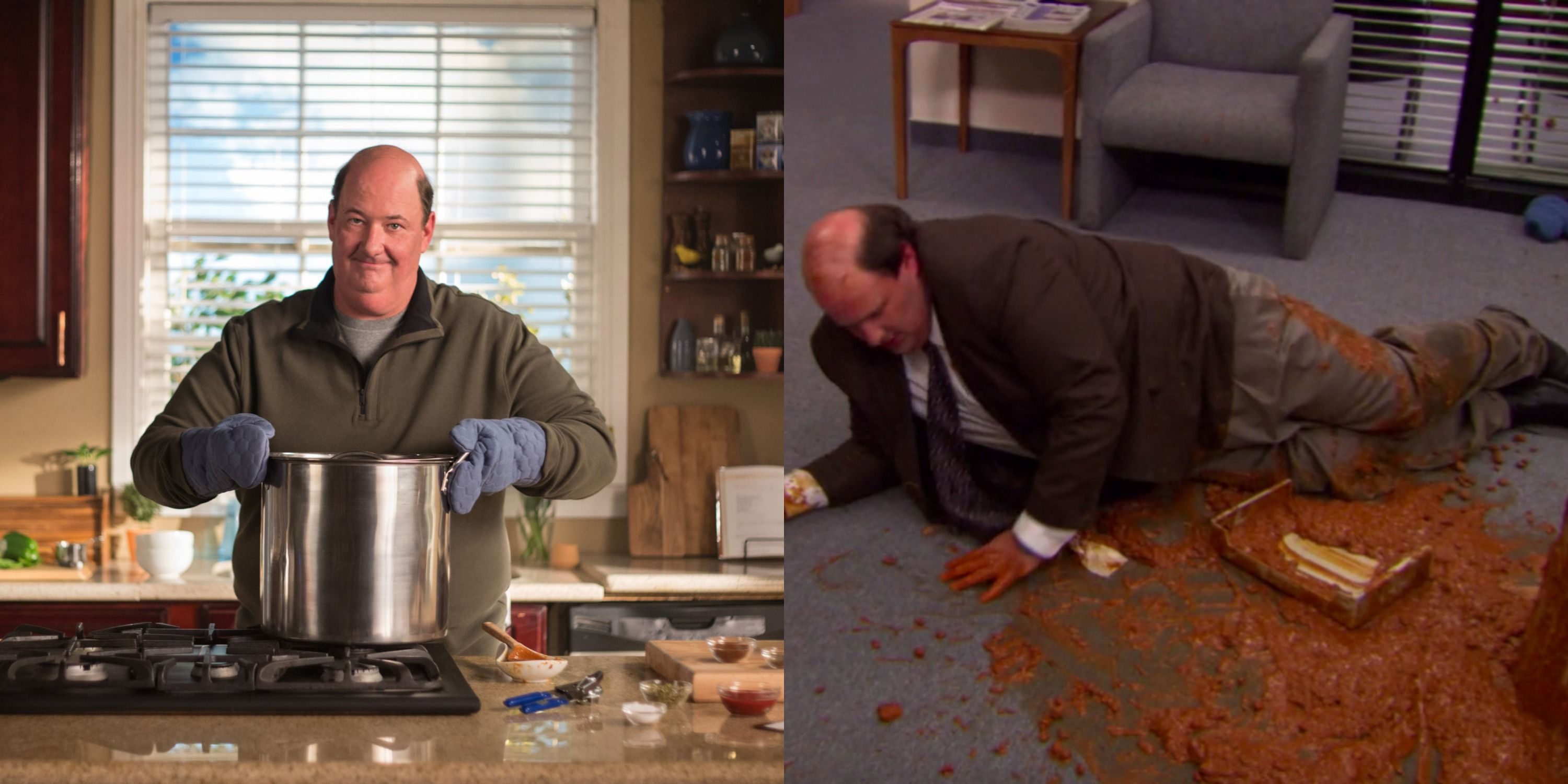 Kevin From The Office Shared His Chili Recipe