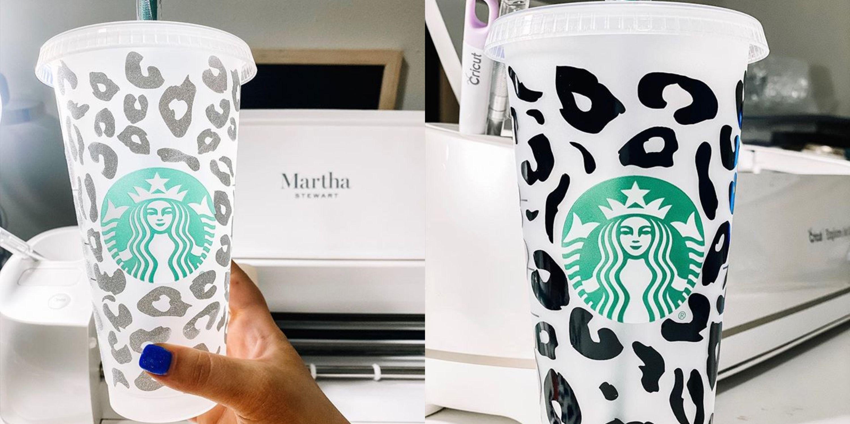 This Cheetah Print Coffee Tumbler Is Going Viral