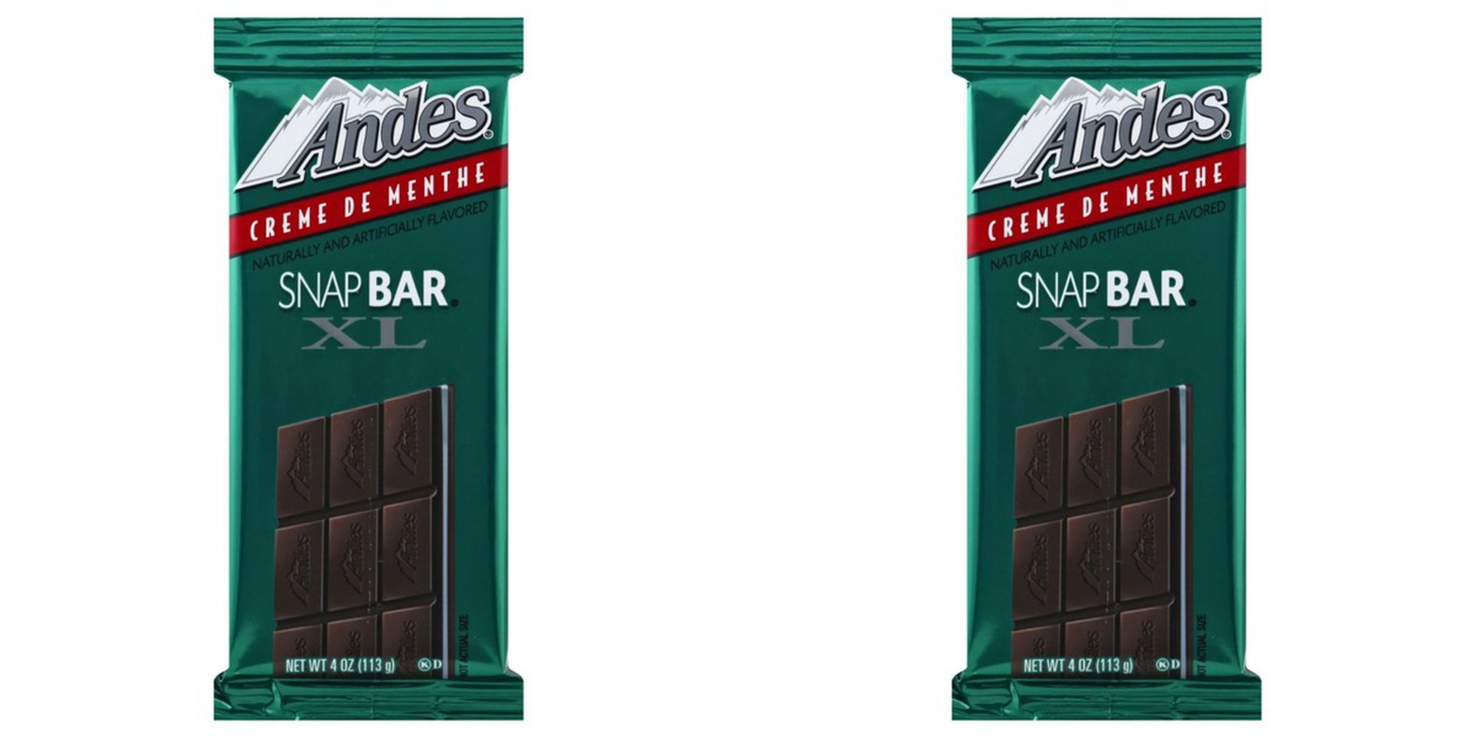 Andes Is Selling A Giant Mint Chocolate Candy Bar