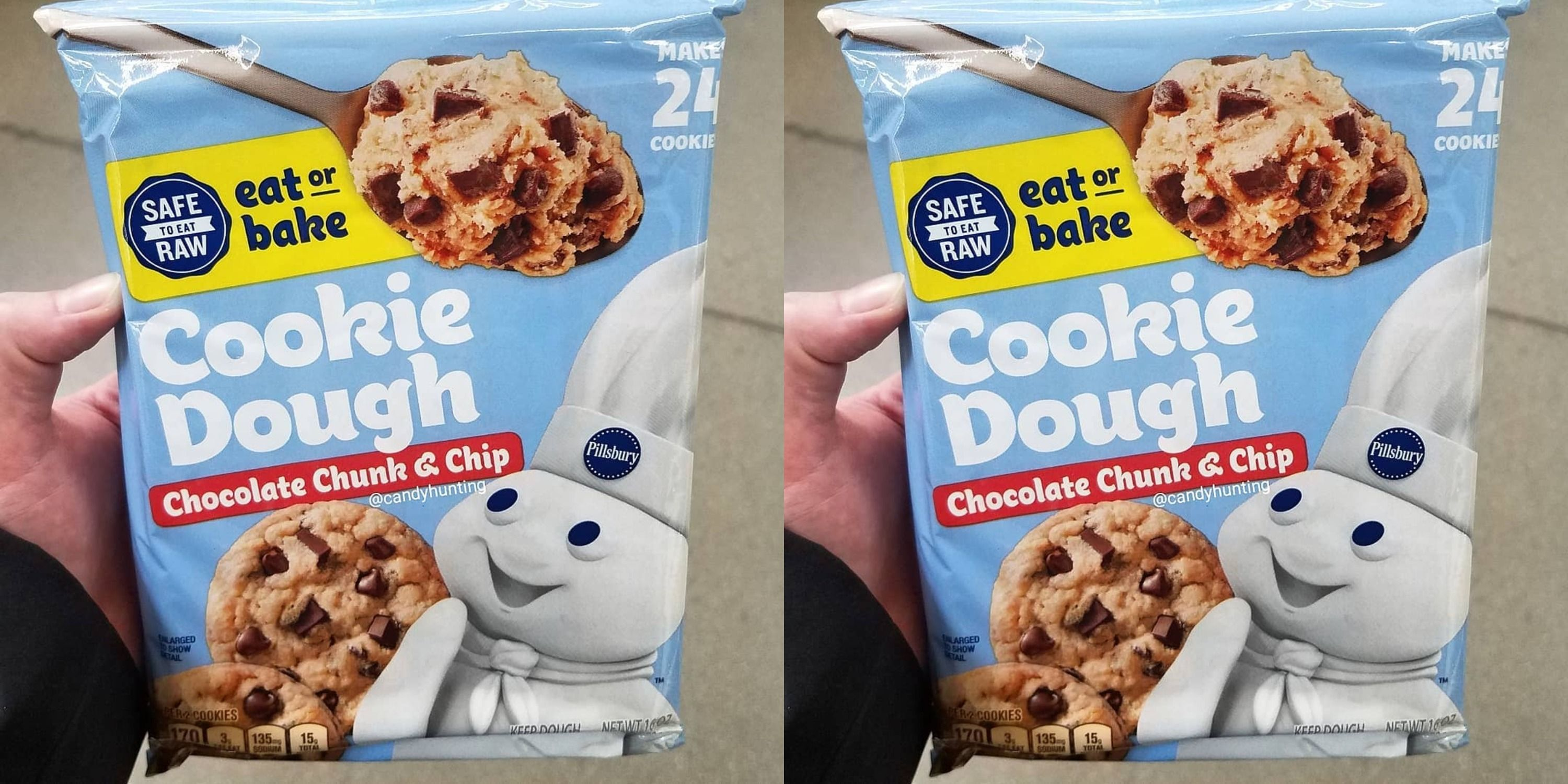 Pillsbury Cookie Dough Will Be Safe To Eat Raw Or Baked