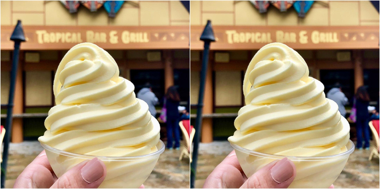 Disney Shared Its Iconic Dole Whip Recipe