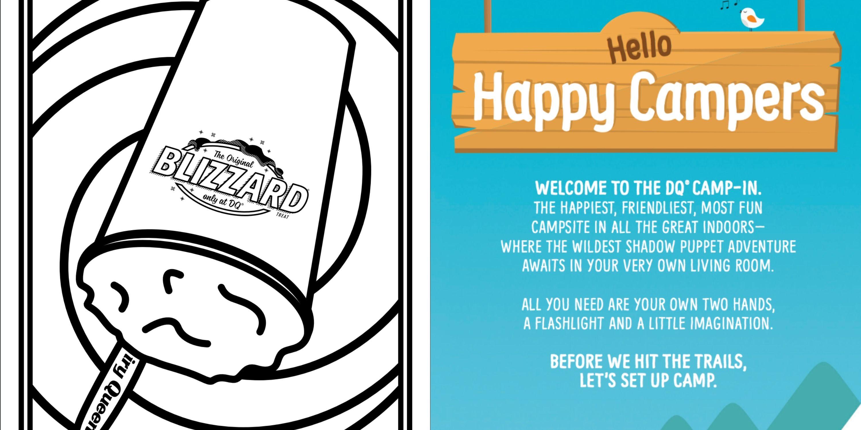 Dairy Queen Released Free Printable Activities For Kids