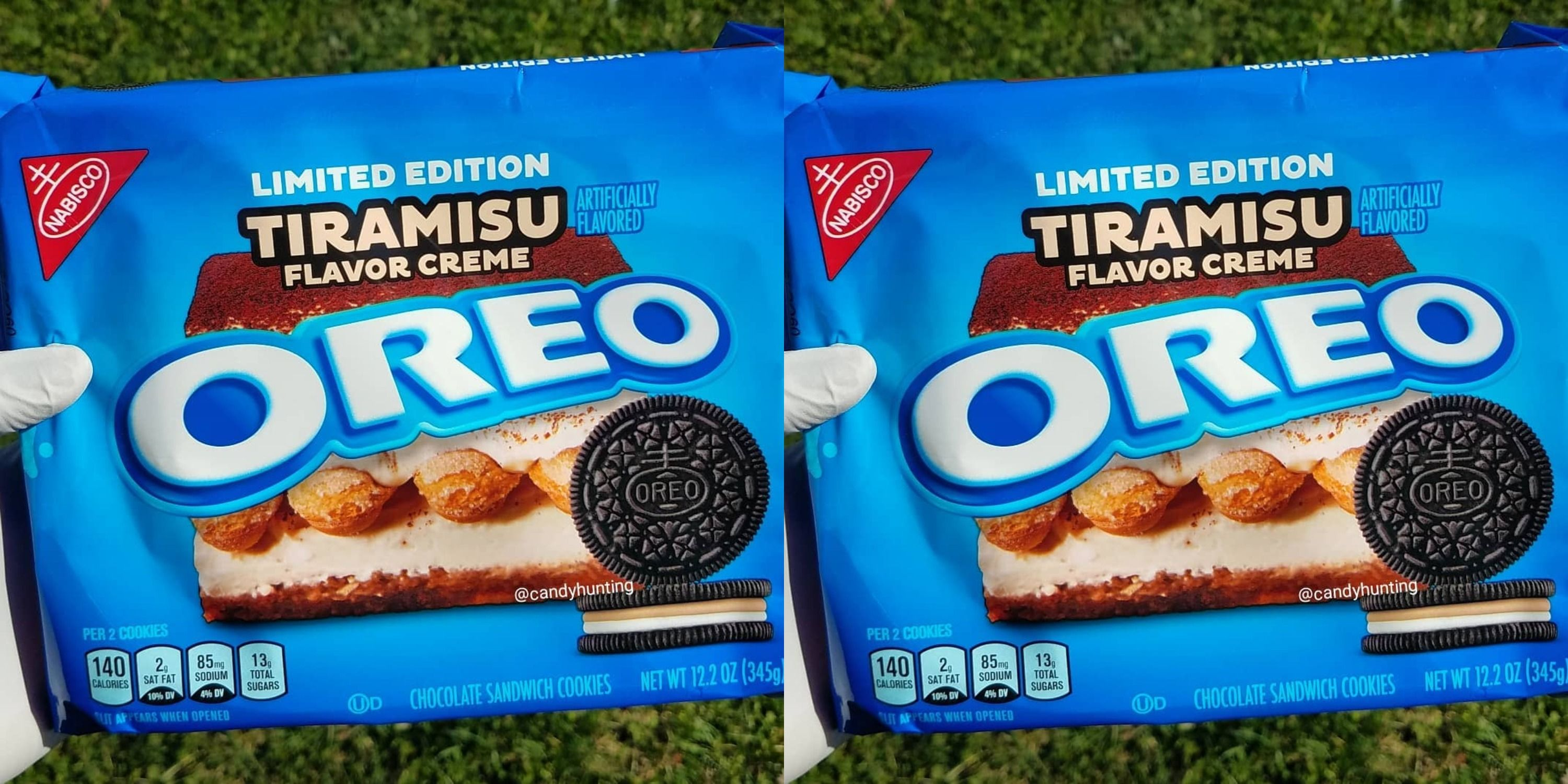 Oreo Finally Released Its Tiramisu Flavor