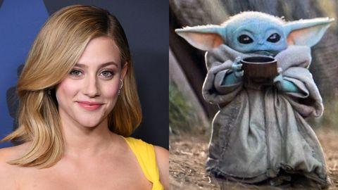 Yoda, Fictional character, Animated cartoon, Fawn, Superhero, Ear,