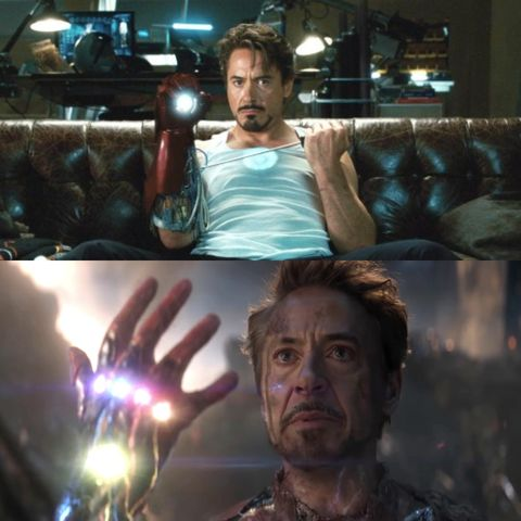 How Tony Stark's Avengers: Endgame fate was sealed in Iron Man