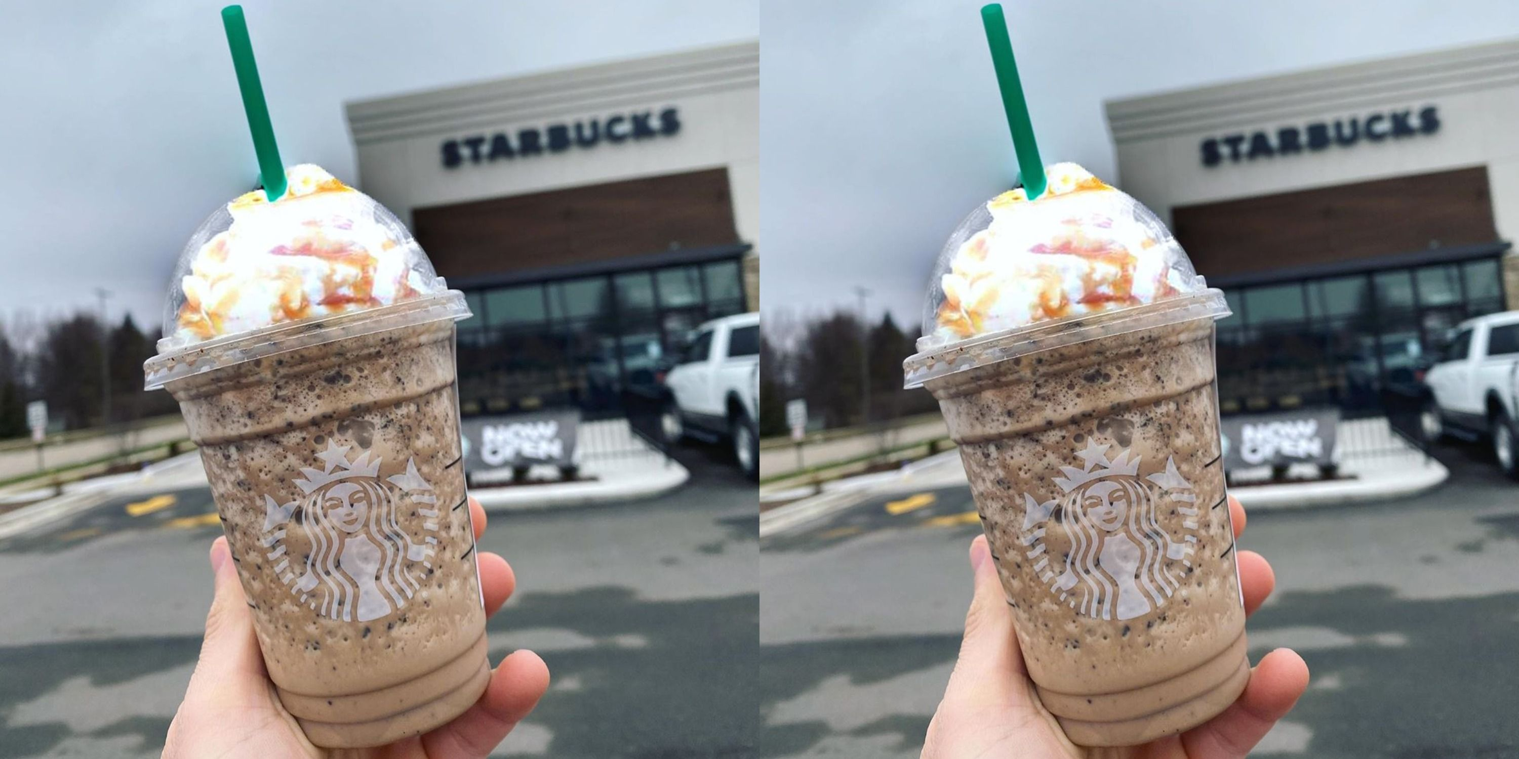 How To Order A Cadbury Creme Egg Frappuccino From Starbucks