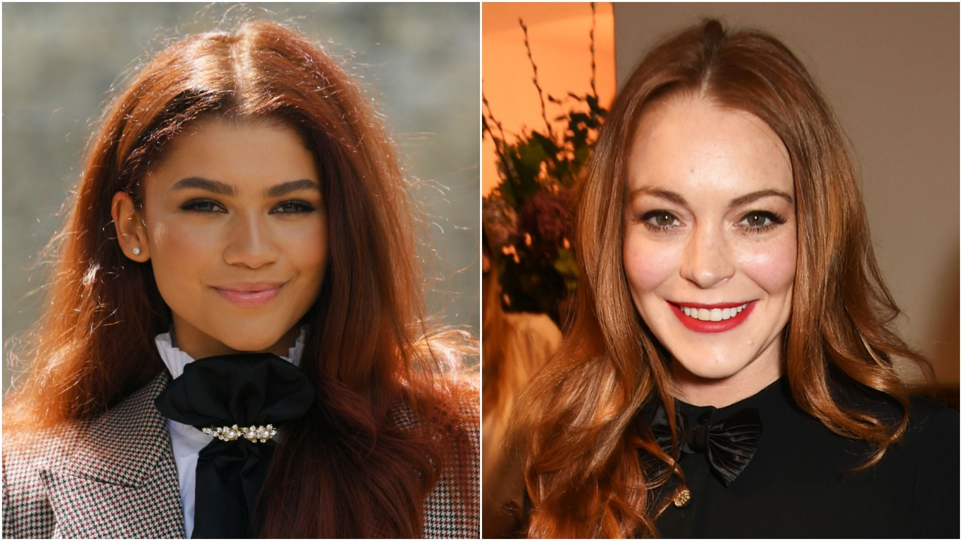 Zendaya just responded to Lindsay Lohan's savage comments about her Met Gala dress