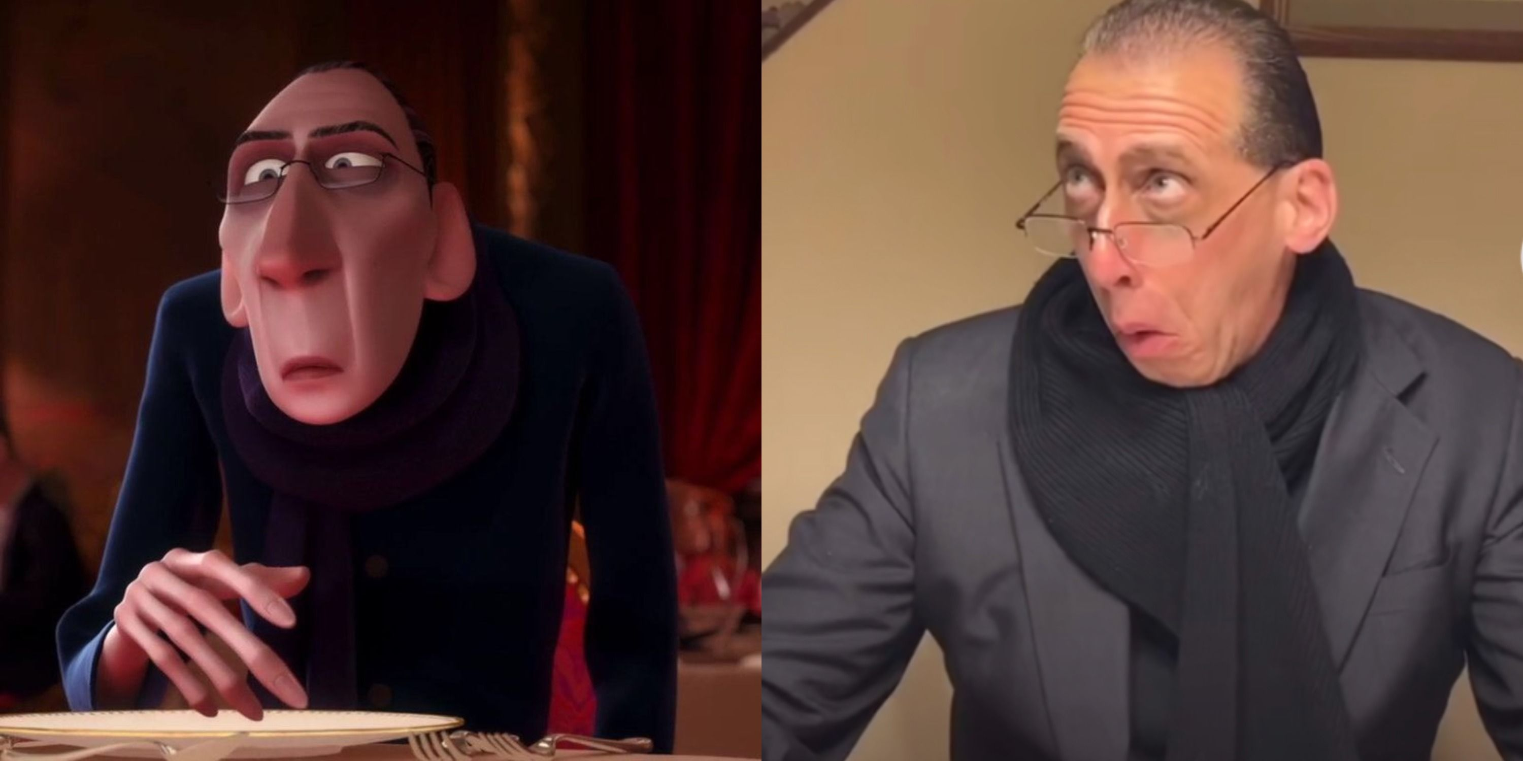 """This Dad Turned Himself Into The Food Critic From """"Ratatouille"""""""