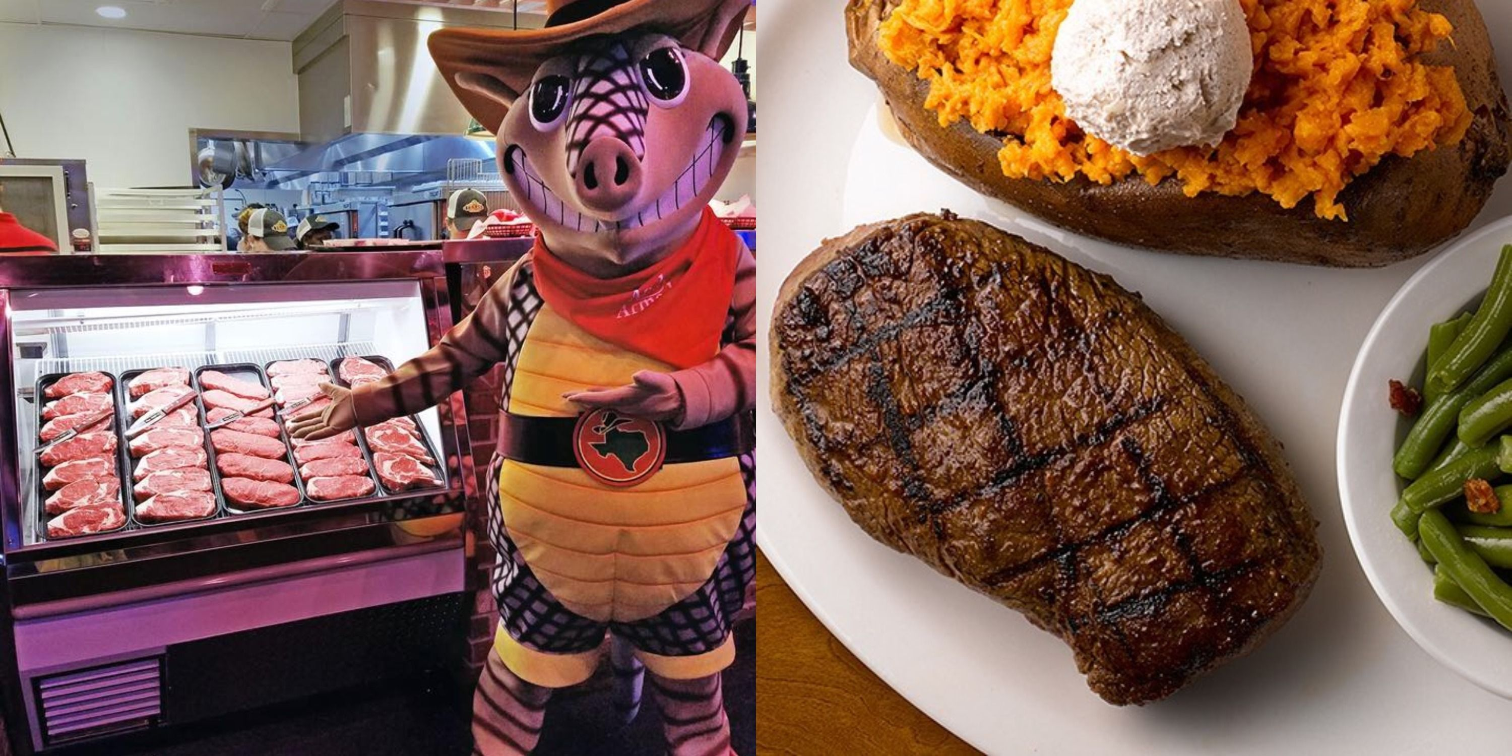 Texas Roadhouse Is Selling Ready-To-Cook Steaks