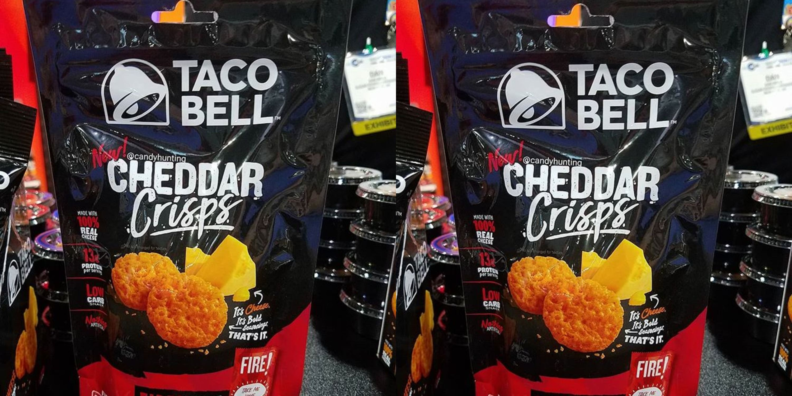 Taco Bell Is Reportedly Coming Out With Chips Made Of Real Cheddar Cheese
