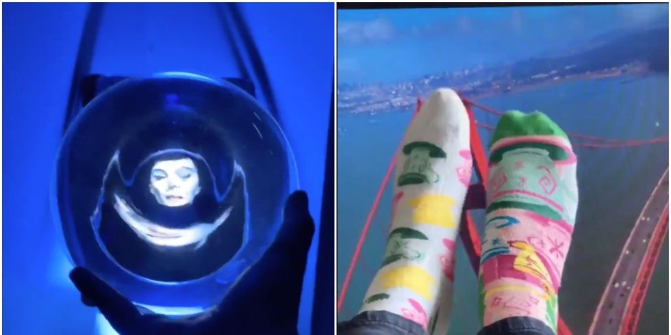 One Woman Is DIY-ing Disney Rides in Her Home After Her Disney Vacation Was Cancelled